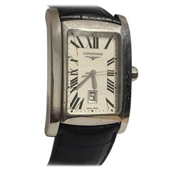 Longines Dolcevita Stainless Steel Men's Watch