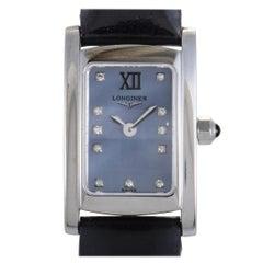 Longines DolceVita Stainless Steel Quartz Watch L5.158.4