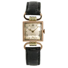 Longines Elegant Collection No-Ref#, Brown Dial, Certified