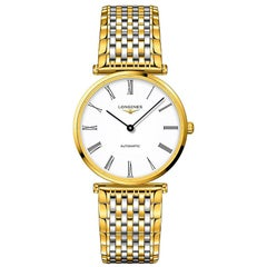 Longines Grande Classique Ladies Watch 49082117