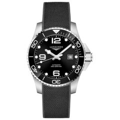 Longines HydroConquest and Ceramic Automatic Diving Watch 37824569