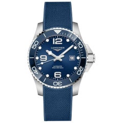 Longines HydroConquest Blue Dial Automatic Diving Watch 37824969