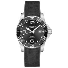 Longines HydroConquest Ceramic Automatic Diving Watch 37814569