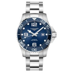 Longines HydroConquest Ceramic Bezel Automatic Diving Watch 37824966