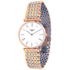 Longines La Grande Classique L47551917, White Dial, Certified