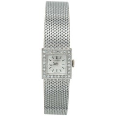 Longines Ladies Watch Diamonds 18 Karat