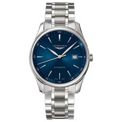 Longines Master Collection Blue Dial Automatic Men's Watch 28934926