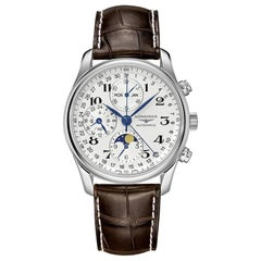 Longines Master Collection Chronograph with Moon Phase Watch L26734783