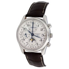 Longines Master Collection GMT L2.673.4.78.3