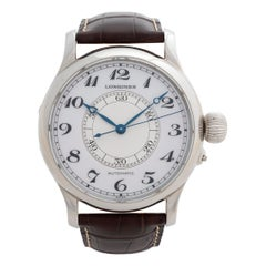 Longines Pilot / Navigator Weems Second Setting, Complete Set, 'Discontinued'