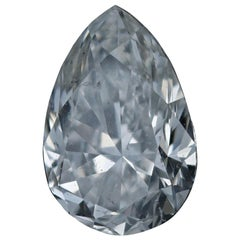 Loose Diamond, Pear Cut 1.20 Carat GIA H SI2 Solitaire