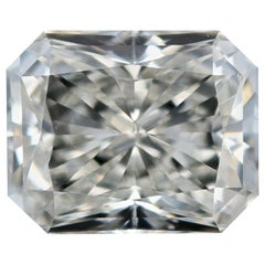 Loose Diamond, Radiant Cut 2.01 Carat GIA VS2 I Solitaire