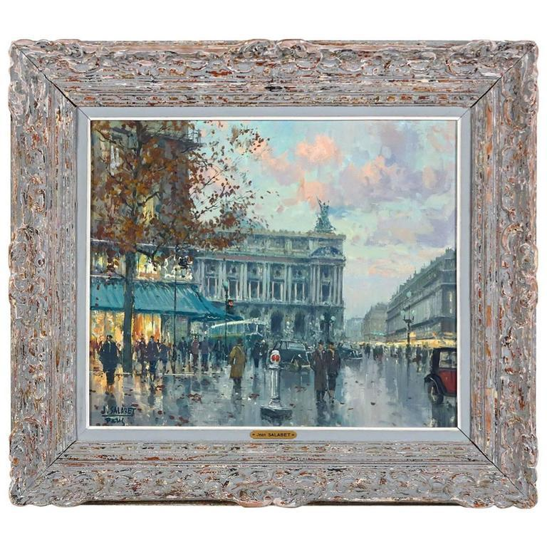French L'Opera by Jean Salabet For Sale