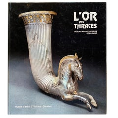 L'Or Des Thraces, The Bulgarian Treasures, Geneve, 1981