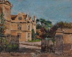 Lord Paul Ayshford Methuen Corsham Court 1957 oil painting Modern British Art