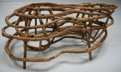 Loren Eiferman, Winter Solstice, 2012, 165 Pieces of Wood, Putty, Wood Sculpture