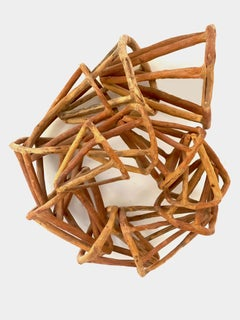 Wood Sculpture, 167 pieces: 'To Be Continued'