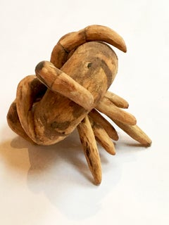 Wood Sculpture, 25 pieces: 'Fiji #2'