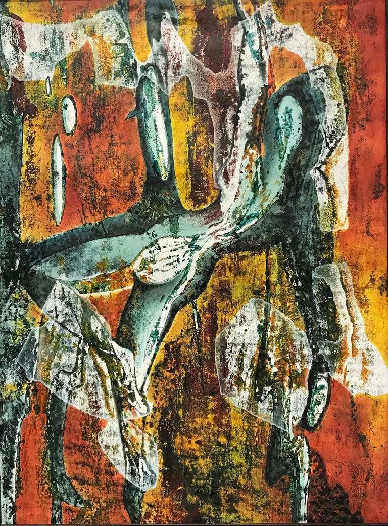 Lorena Villalobos Figurative Painting - Dance
