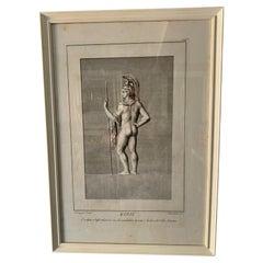 """Lorenzo Rocheggiani """"Marte"""" 18/19th Century"""