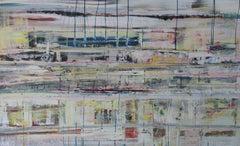 Sailing, Painting, Acrylic on Canvas
