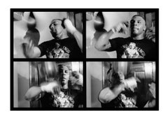 Untitled (Hitting the Speed Bag)