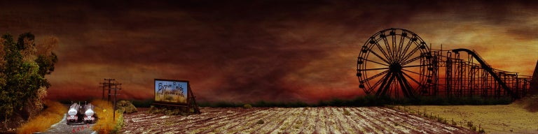 Lori Nix and Kathleen Gerber Landscape Photograph - Elysium Fields