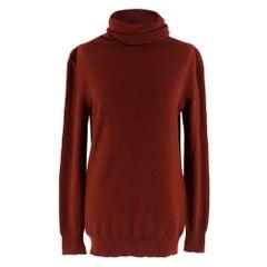 Loro Piana Baby Cashmere Roll Neck Sweater IT 38