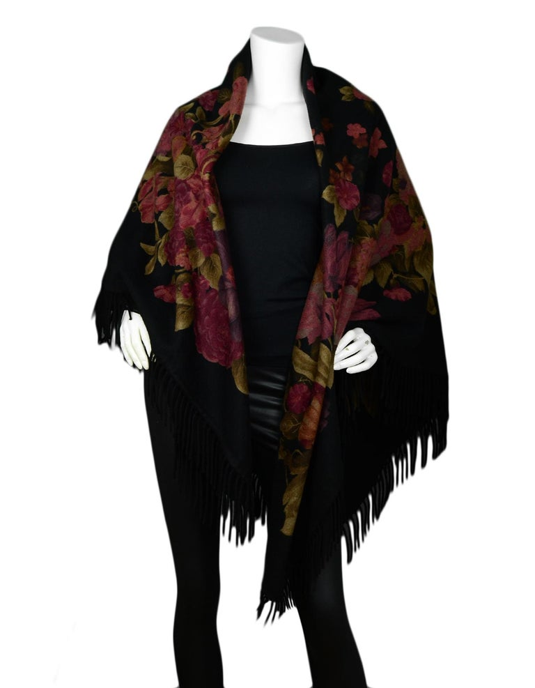 Loro Piana Black Cashmere 60