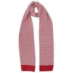 Loro Piana Cashmere Striped Scarf 40