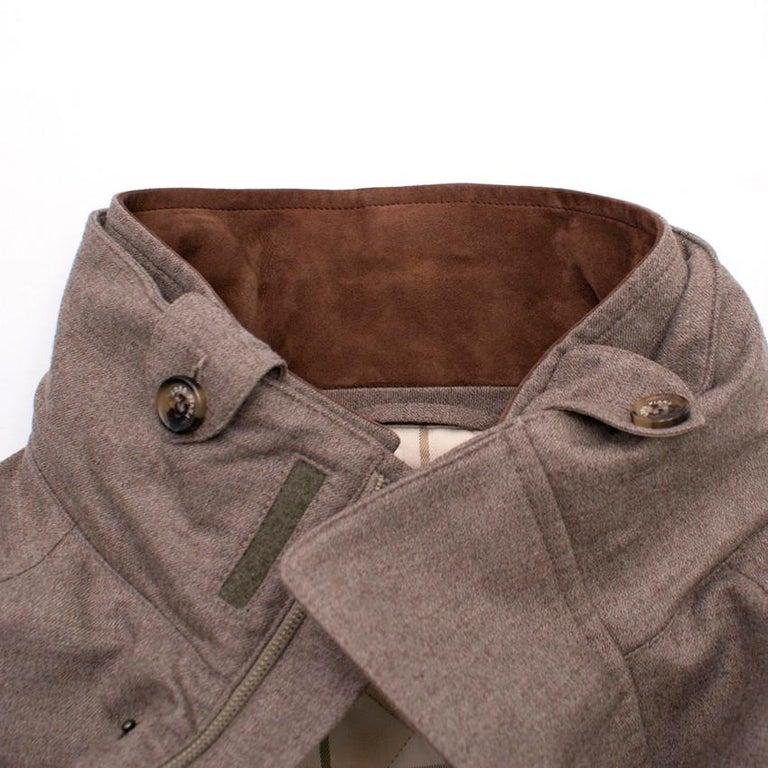 Men's Loro Piana 'Icer' Sport Jacket XXL For Sale