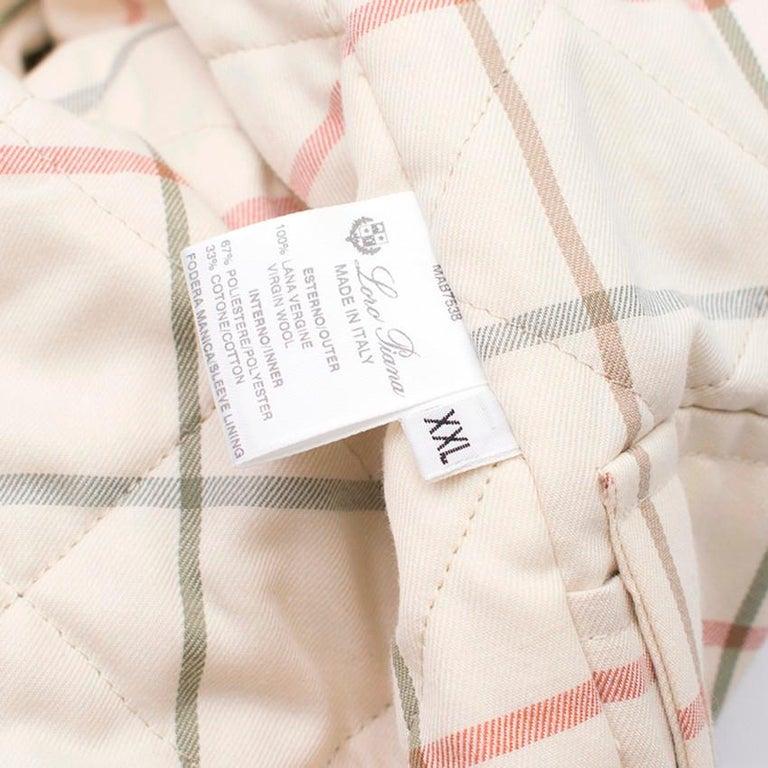 Loro Piana 'Icer' Sport Jacket XXL For Sale 2