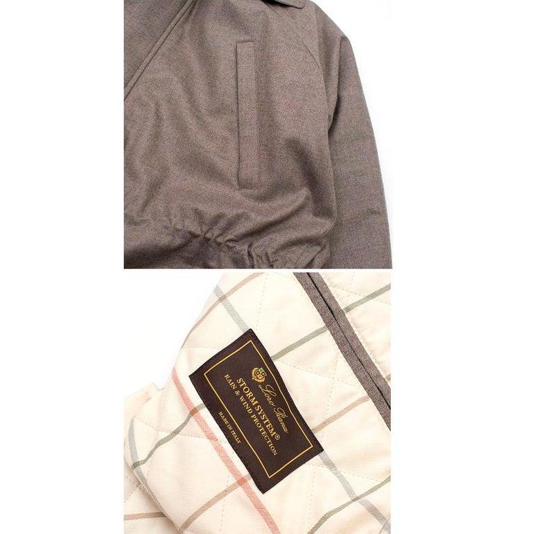 Loro Piana 'Icer' Sport Jacket XXL For Sale 3