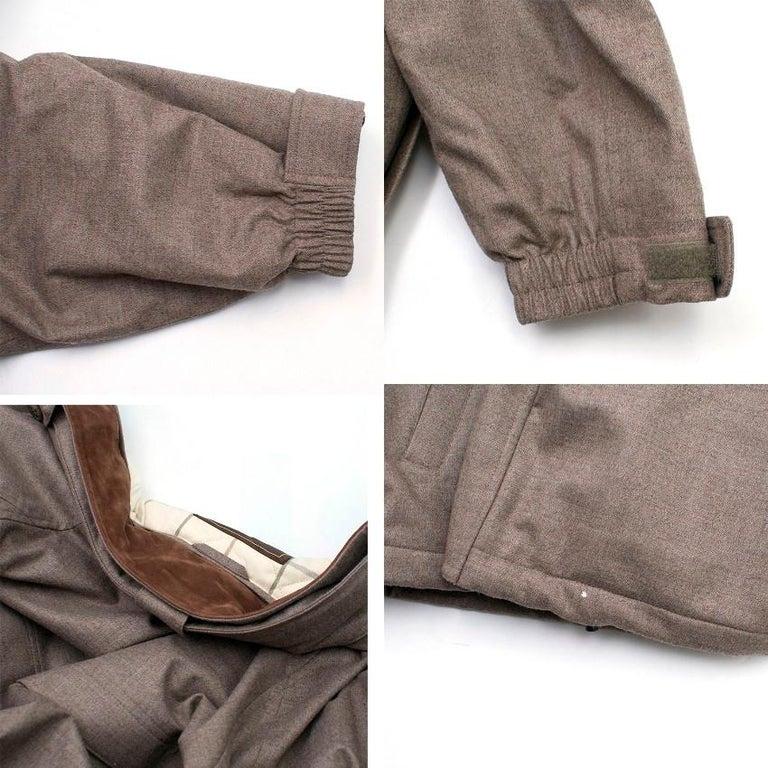 Loro Piana 'Icer' Sport Jacket XXL For Sale 4