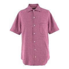 Loro Piana Men's Cotton Polo Shirt XL