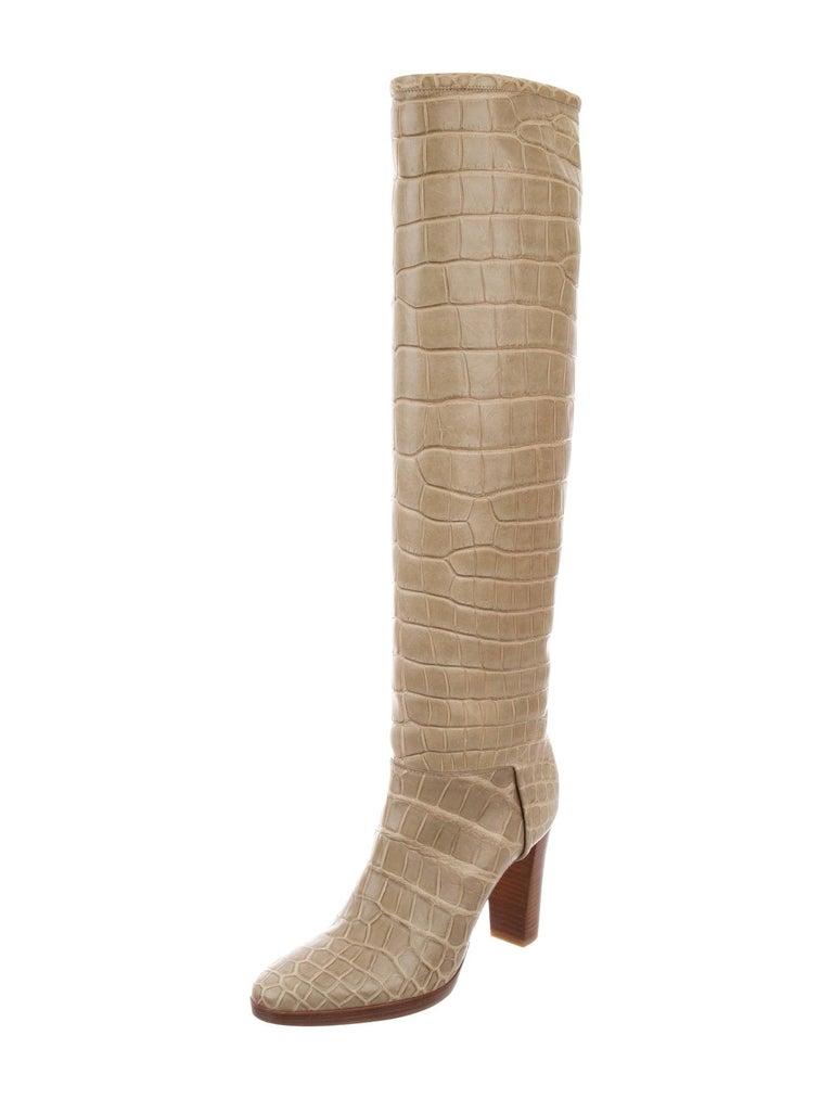 Original retail price $29,675 Size IT 38 Crocodile Circumference 15