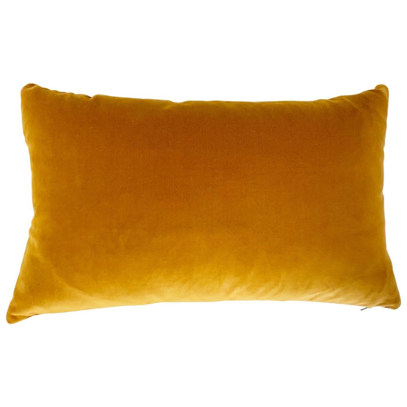 Loro Piana Velvet Pillow