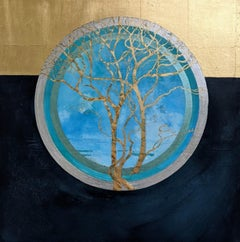 Lorraine Thorne, Circle of Life 'In the Distance', Original Contemporary Art
