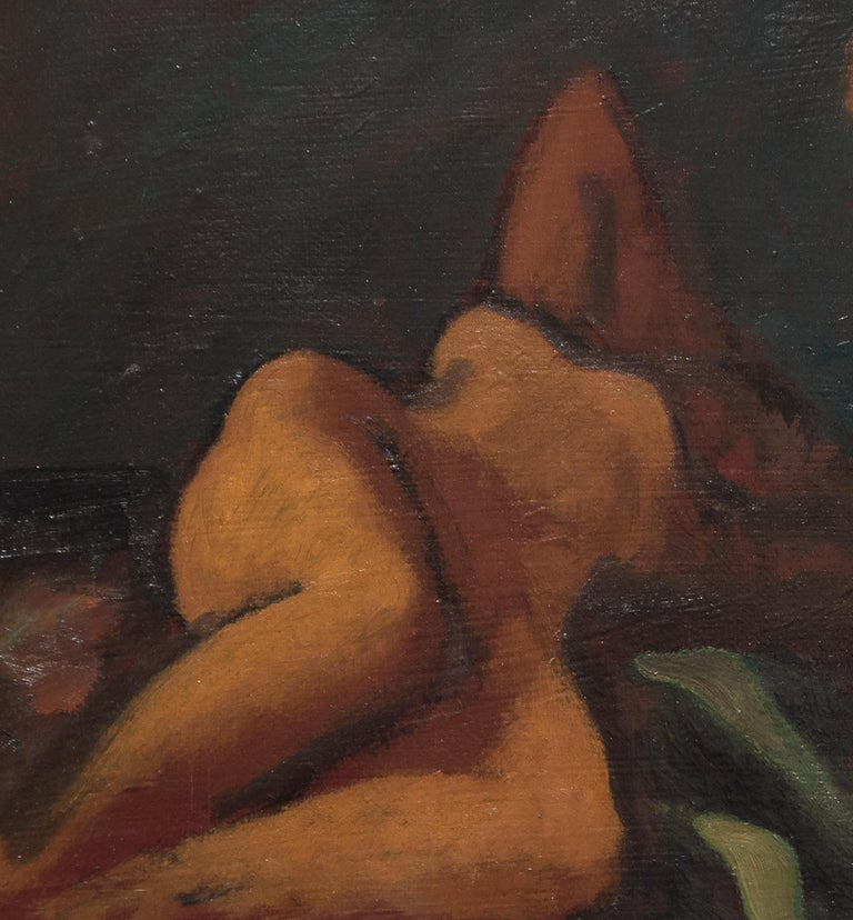 Beach (Sketch of Nudes) For Sale 2