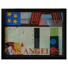 """""""Los Angeles Fragments"""" by Ian Colverson"""