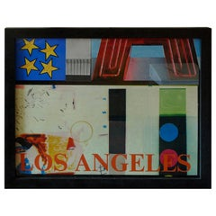 """Los Angeles Fragments"" by Ian Colverson from UCLA"