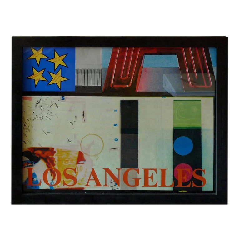 """""""Los Angeles Fragments"""" by Ian Colverson from UCLA For Sale"""
