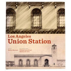 Los Angeles Union Station Hardcover, by Marlyn Musicant