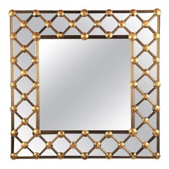 Losanghe Mirror by Ongaro & Fuga