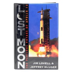 Lost Moon, by Jim Lovell and Jeffrey Kluger, Signed by James Lovell, 1994