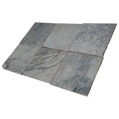 Reclaimed Carrara Marble Tiles