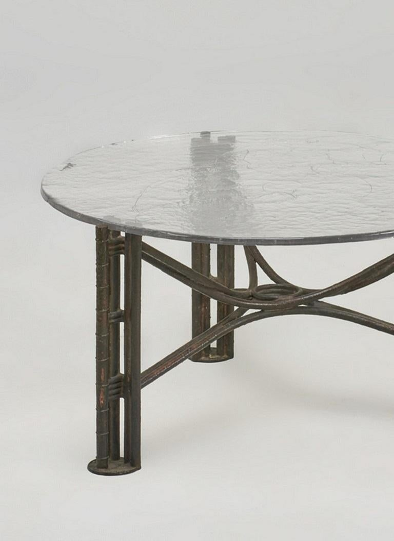 Lothar Klute Coffee Table In Good Condition For Sale In New York, NY