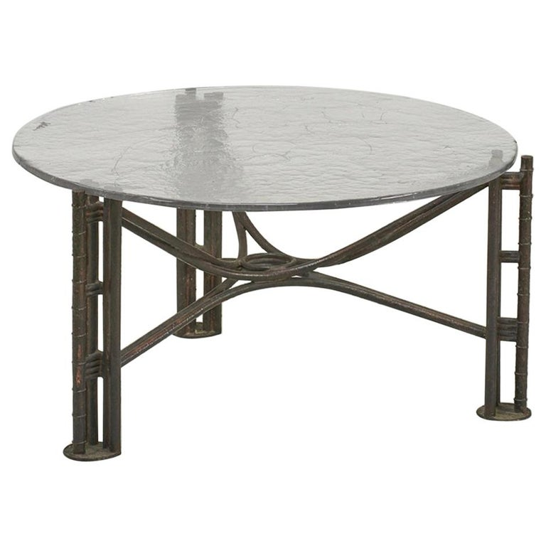 Lothar Klute Coffee Table For Sale