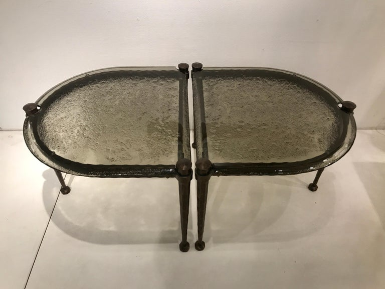 Lothar Klute Coffee Table Set For Sale 6