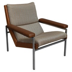 Lotus Lounge Armchair by Rob Parry, Netherlands, 1960s